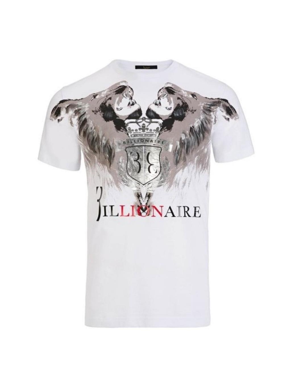 BILLIONAIRE Double Lion tričko (1)1