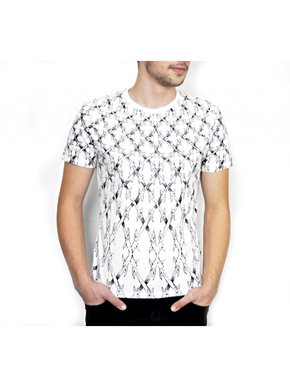 Just Cavalli S03GC0445 pánske tričko 2