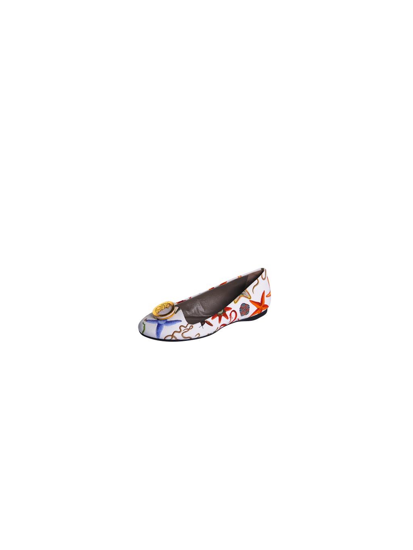 versace collection LSD546C LTS LMOB damske baleriny