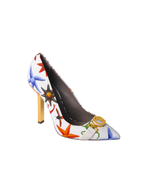 Versace Collection Multicolor lodičky (3)