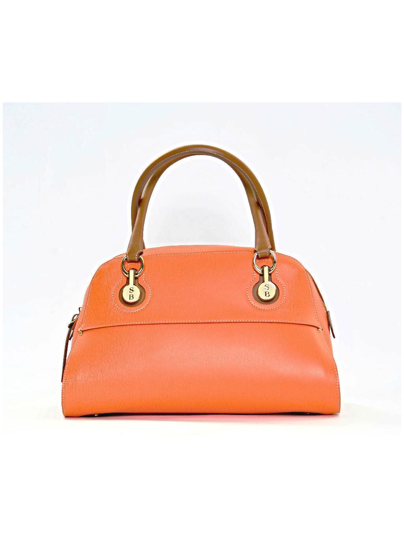4b5a2a4079 Dámska kabelka Sara Burglar Cuba vo skvelej oranžovej farbe.