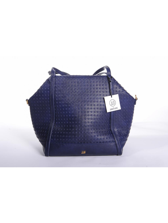 jennifer lopez 430BL0285 dámska kabelka modrá (1)
