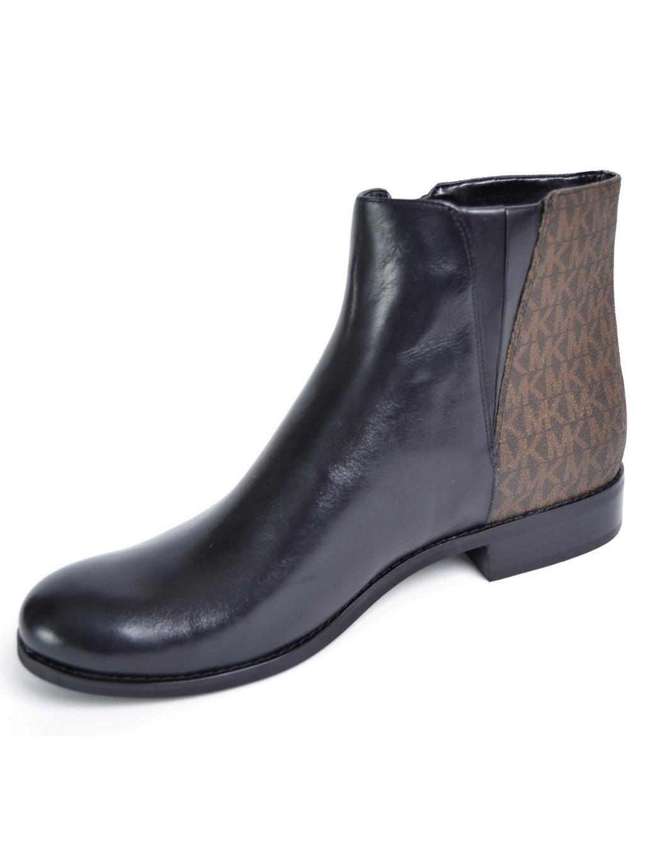 michael kors jaycie flat bootie 40F8JAFE7L dámske členková topánky (3)