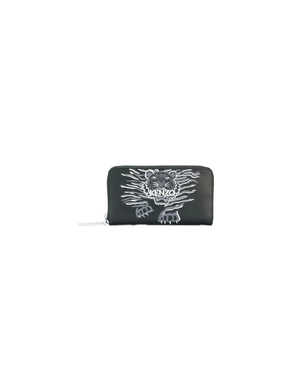 kenzo continental wallet 2PM601L0699 damska penazenka cierna biela (1) png