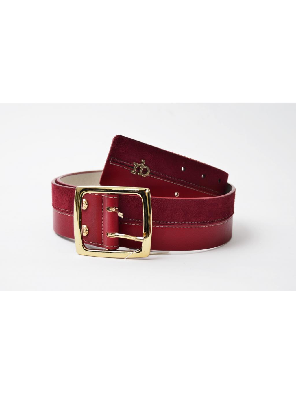 f4405b1786 ... roccobarocco cinta abbigliamento damsky opasok cerveny (2)