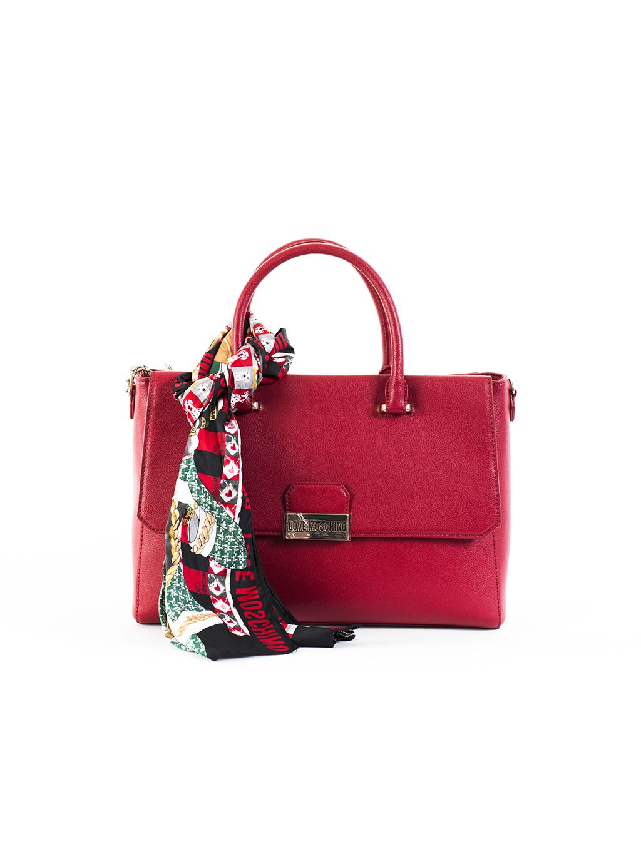 328cfd9ea Borsa Saffiano Nero - dámska kabelka od Love Moschino. Luxusný kúsok!
