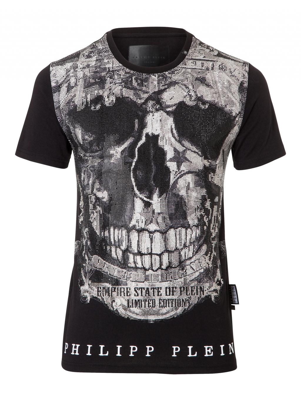 5a0c75f325 Luxusné pánske tričko PHILIPP PLEIN