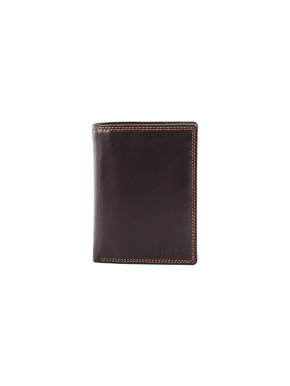 SARA BURGLAR Siena pánska peňaženka 1184 t moro hneda (2)