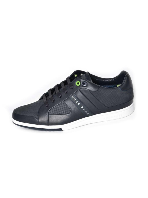 87906540cf Luxusné pánske topánky HUGO BOSS DARK BLUE