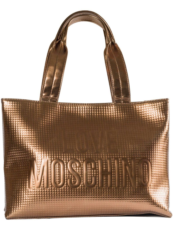 Love moschino Gold kabelka (2)