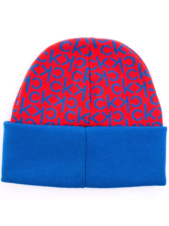 calvin klein modra cervena ciapka (2)