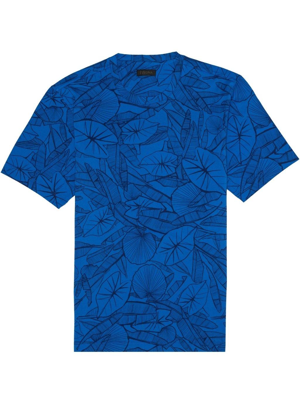 Z ZEGNA Blue tričko (1)