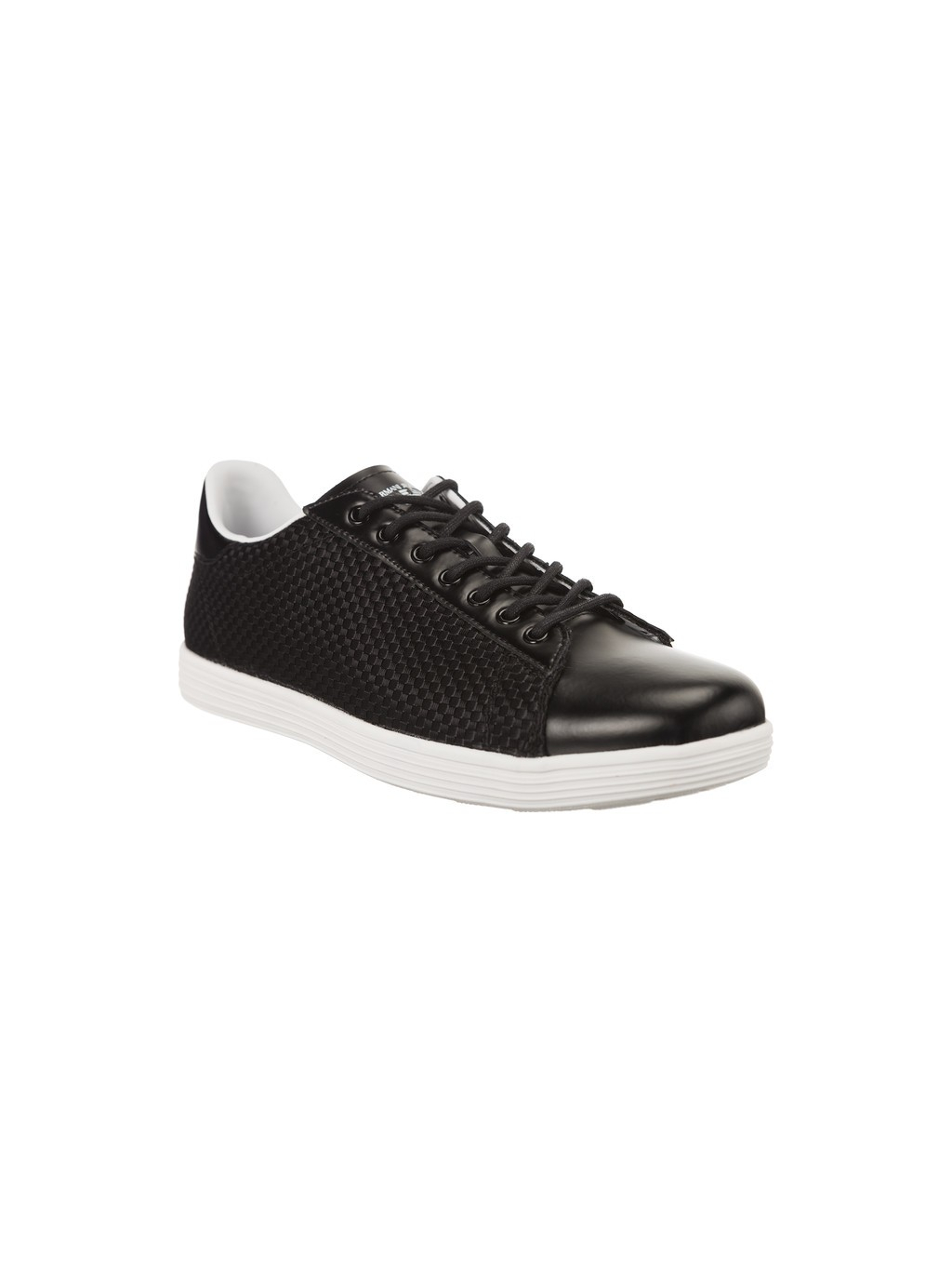 51c3f2f74c6d Luxusné topánky Armani Jeans Sneaker Nero Made in Italy