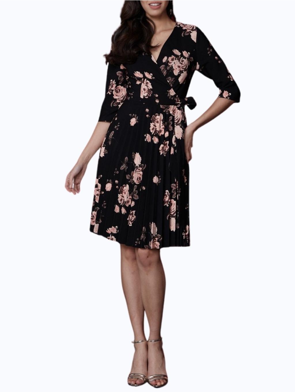 FERVENTE Print šaty (4)