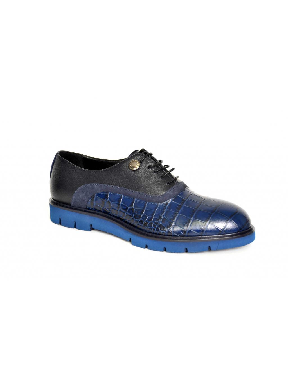 95dbca73eed05 Luxusná pánska obuv RICHMOND SCARPA BLU