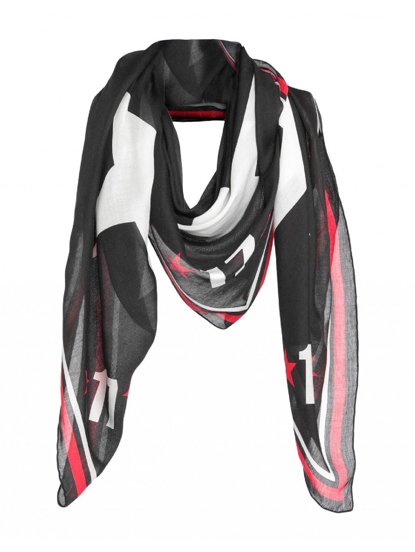Givenchy Hviezdy šatka
