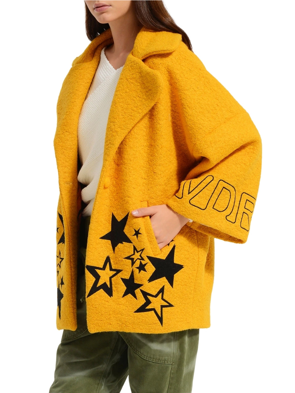 #VDR Giallo/Yellow kabát vlna