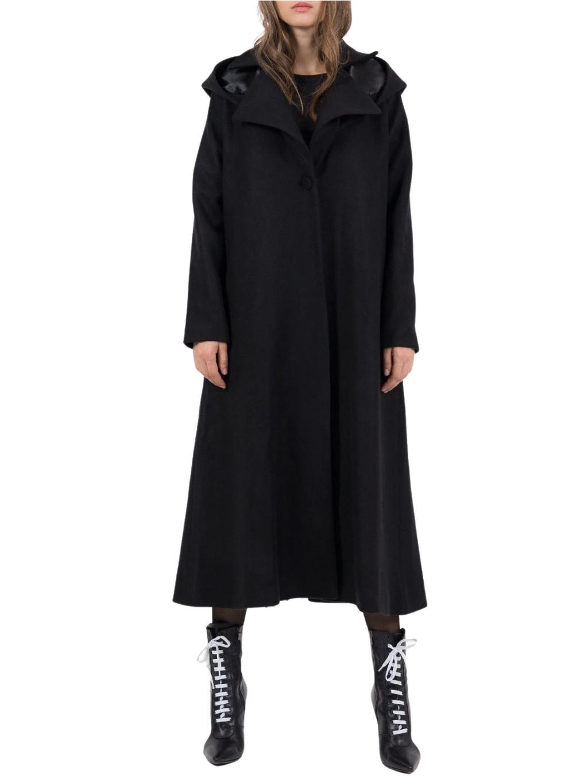 #VDR Elegant Nero kabát (4)