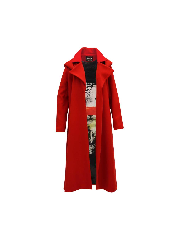 #VDR Elegant Rosso kabát