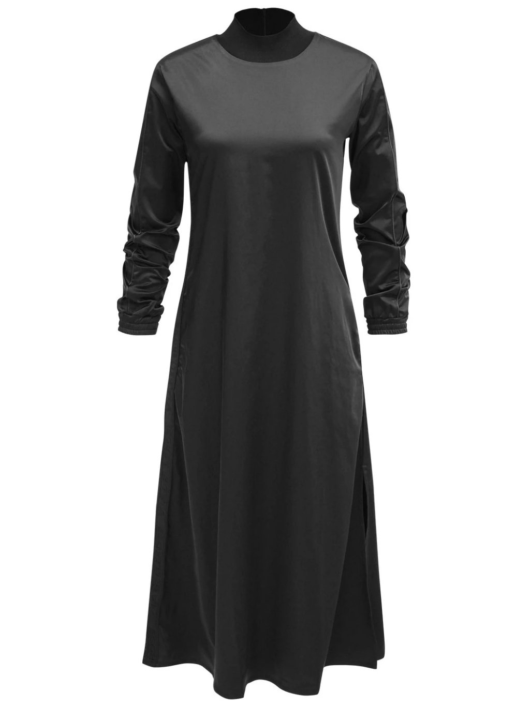 #VDR Elegant Black šaty (2)