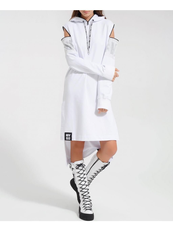 VW218170102 vdr 8170 white damsky biely tunic