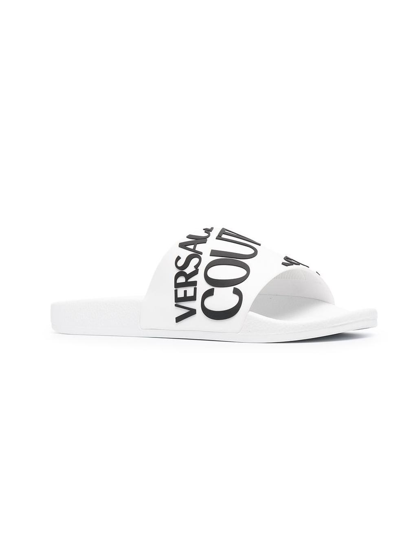 versace jeans E0YWASQ1 white logo