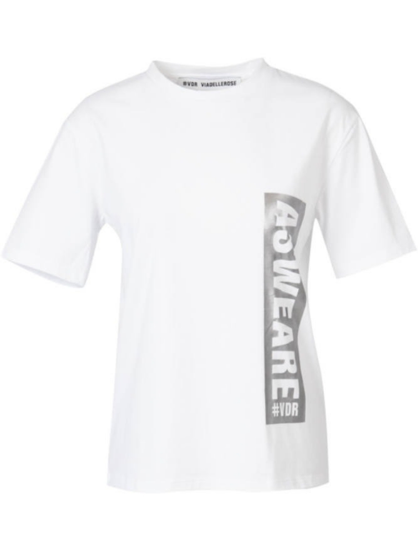 #VDR Logo Silver tričko