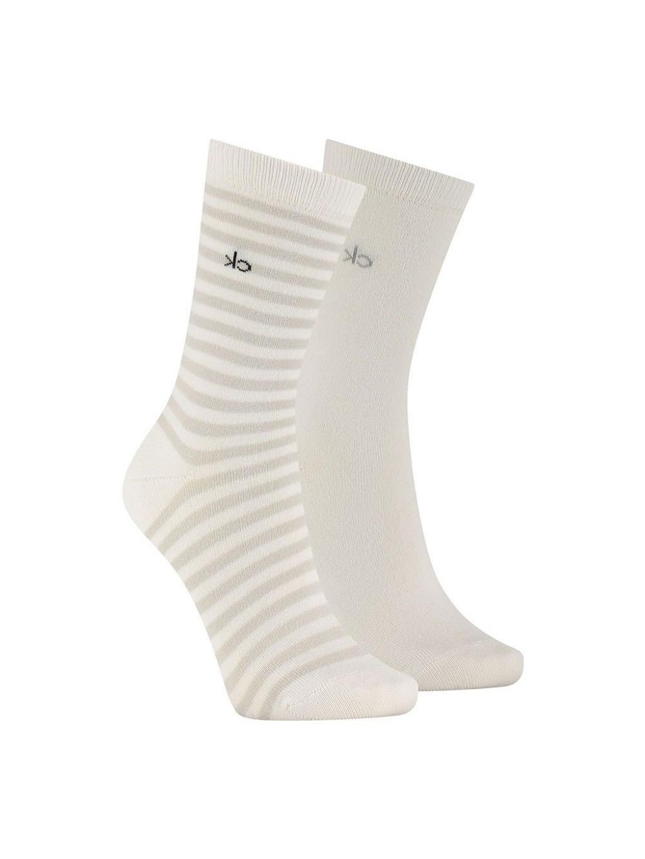 CALVIN KLEIN Combo 2 Pack ponožky (1)