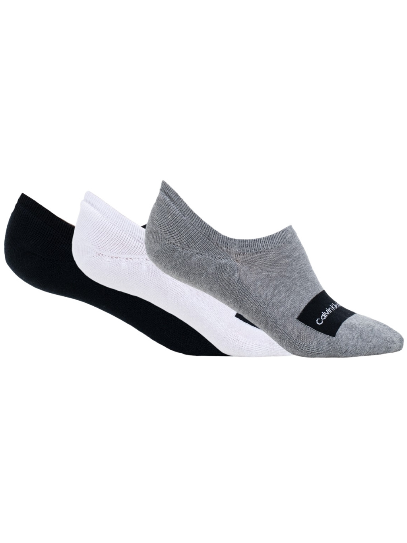 CALVIN KLEIN 3 Pack ponožky (5)