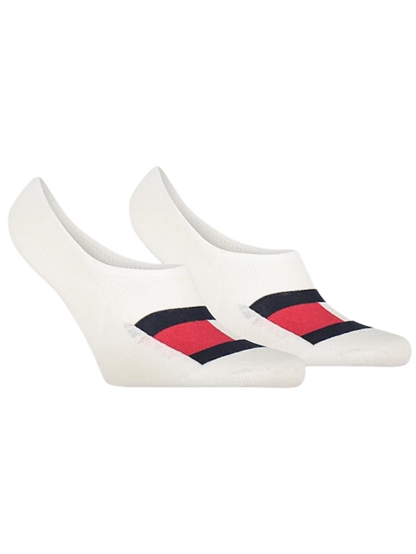 TOMMY HILFIGER Logo 2 Pack ponožky
