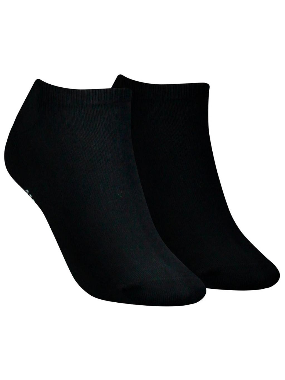 TOMMY HILFIGER Black 2 Pack ponožky (1)