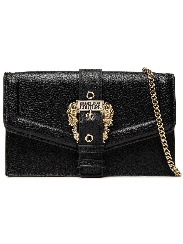 versace jeans couture black listova kabelka (3)