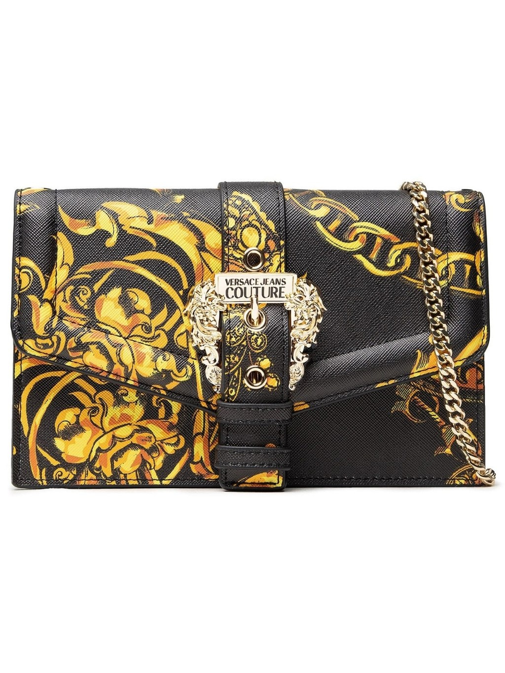 versace jeans couture gold listova kabelka (3)