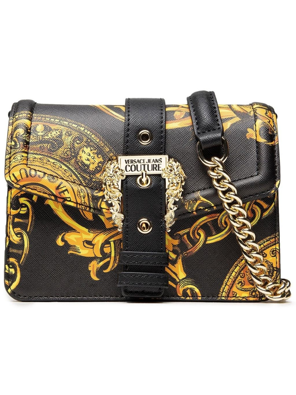 versace jeans couture gold crossbody kabelka (3)