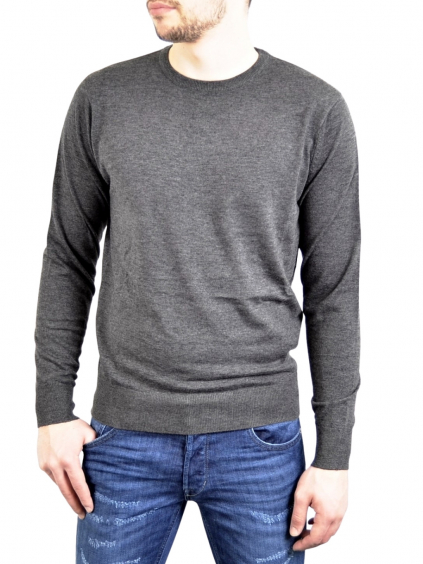 pierre balmain kasmirovy sveter sedy (2)