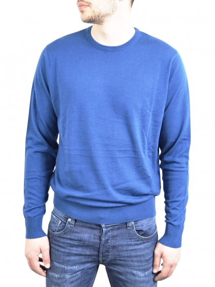 PIERRE BALMAIN Blue sveter (5)