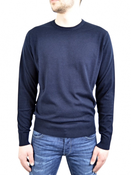 PIERRE BALMAIN Blue sveter (1)