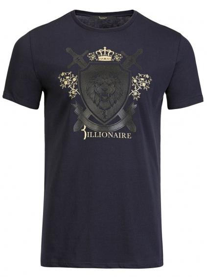 Billionaire Bravden Dark Blue tričko (1)