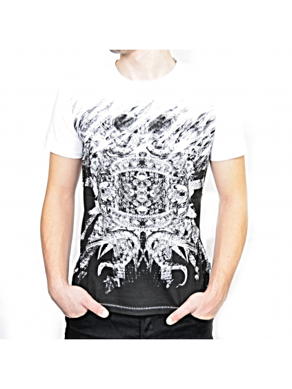 just cavalli S01GC0275 pánske tričko
