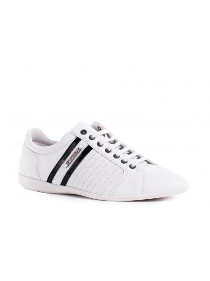 versace collection scarpe bianco panske tenisky biele V900421 (7)