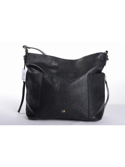 jennifer lopez dámska kabelka čierna 30NE0818 (3)