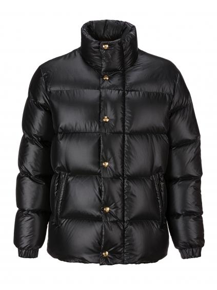 O18C MRB0800 BTE003N 0216 nylon jacket statement billionaire pánska zimná bunda zlatá čierna