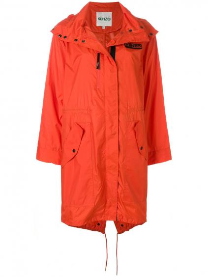 kenzo parka 2OU03256021 damska bunda jarna oranzova (2) png