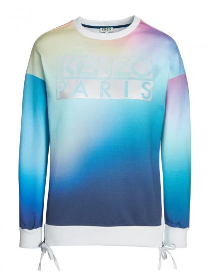 kenzo deep fuschia sweatshirt 9522SW85326 damska mikina viacfarebna (5)