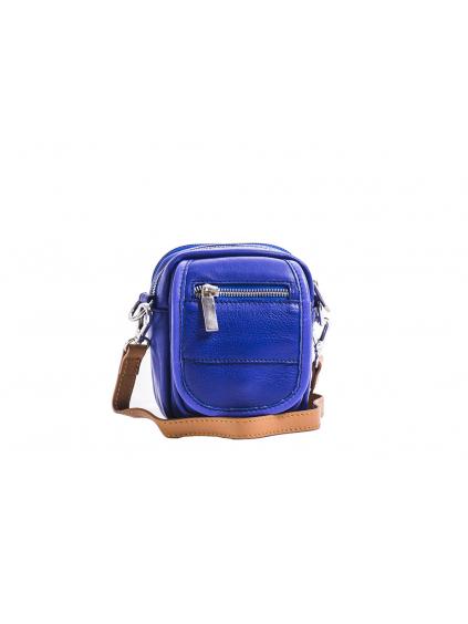 sara burglar mini bag panska crossbody taska modra (6)