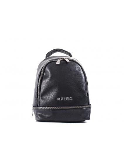 bikkembergs next medium backpack black pansky damsky batoh cierny (2)