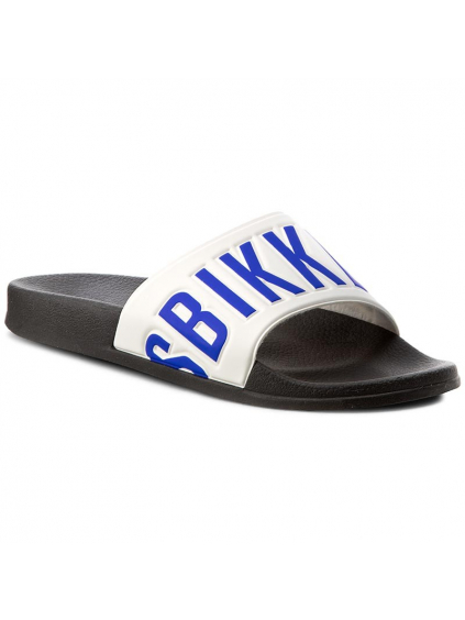 bikkembergs outsole sandal black panske slapky cierne (2)