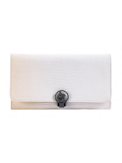 armani jeans off white 9280407P766 dámska penazenka biela (3)