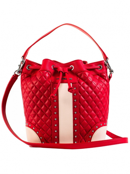 LOVE MOSCHINO Tr Ros kabelka (1)