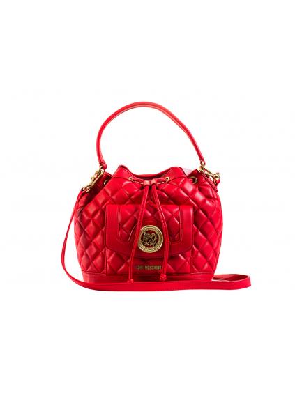 love moschino trapuntata rosso JC4002PP11LA0500 damska kabelky batoh cervena (6)